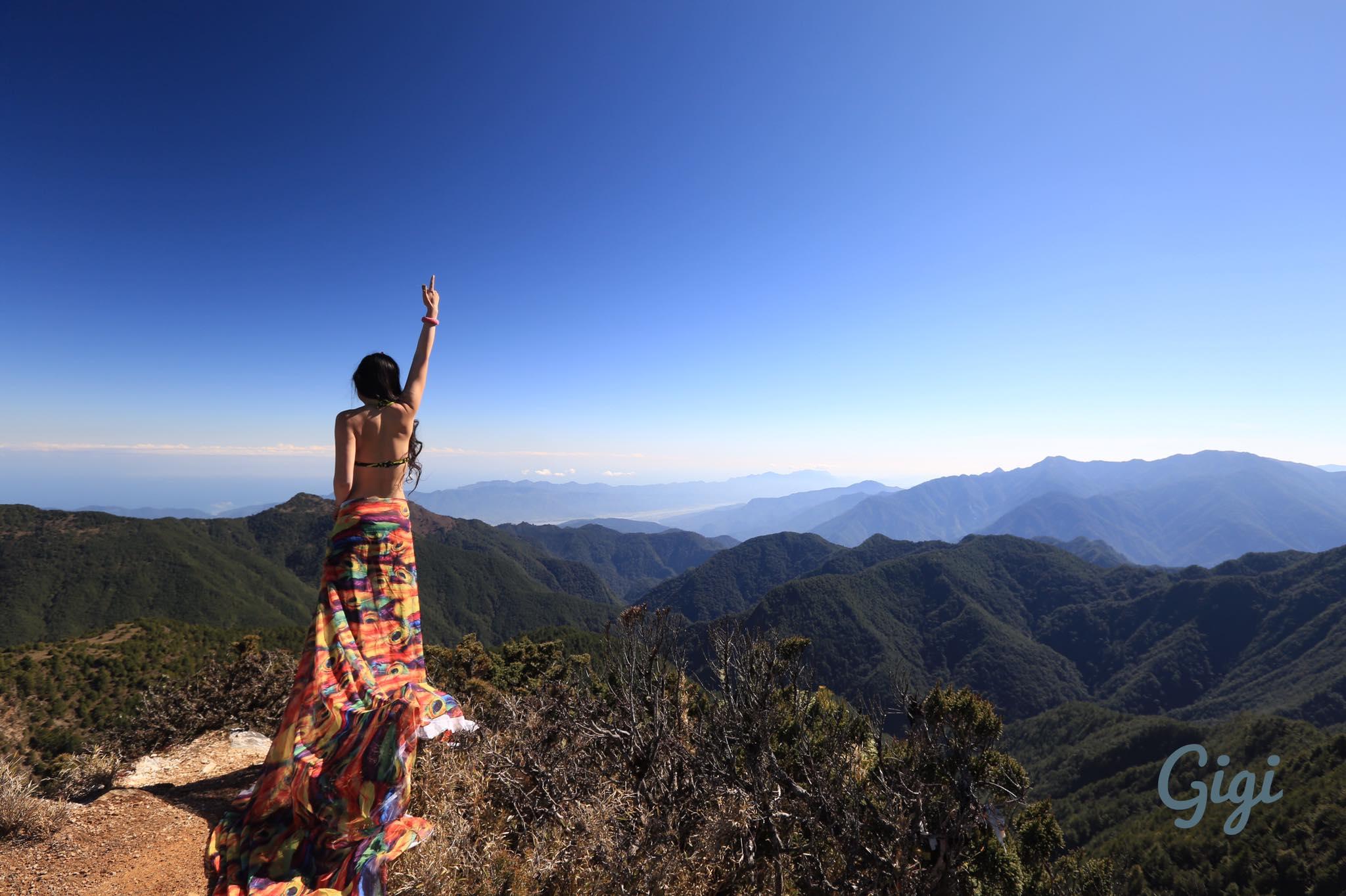 36 वर्षीय गिगीने आतापर्यंत अनेक पर्वत सर केले होते. कित्येक वेळा ती जखमीही झाली होती.