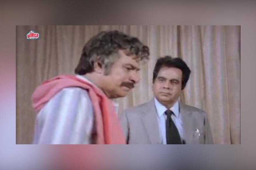 नाटकाच्या कार्यक्रमात सामील असणारे ज्येष्ठ अभिनेते दिलीप कुमार हे कादर खान यांच्या अभिनयाने प्रभावित झाले.