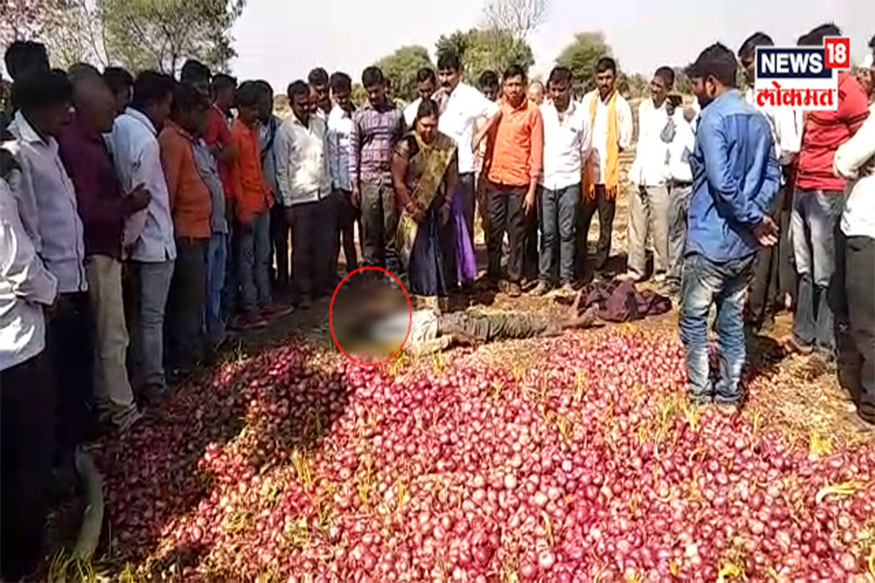 नाशिक जिल्ह्यात 24 तासात तीन शेतकऱ्यांच्या आत्महत्या