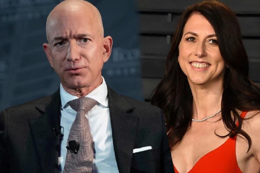 जेफ बेझोस हे आजच्या घडीचे जगातले सर्वांत श्रीमंत उद्योजक आहेत. ऑनलाईन शॉपिंग पोर्टल अॅमेझॉन.कॉमचे ते मालक. लवकरच त्यांच्या या प्रचंड संपत्तीची वाटणी होणार आणि त्यांच्याजवळ राहणार फक्त अर्धा वाटा. कारण आहे घटस्फोट.