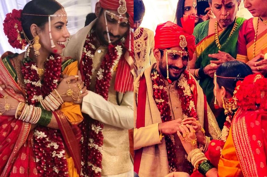 आई स्मिता पाटीलसाठी प्रतिकने केलं मराठमोळ्या पद्धतीने लग्न