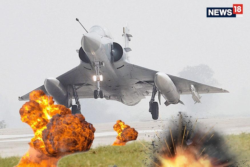 पुलवामात झालेल्या हल्ल्यानंतर भारतीय हवाई दलाने पाकव्याप्त काश्मीरमध्ये बालाकोट येथील जैश ए मोहम्मदच्या प्रशिक्षण तळांवर हवाई हल्ले केले.