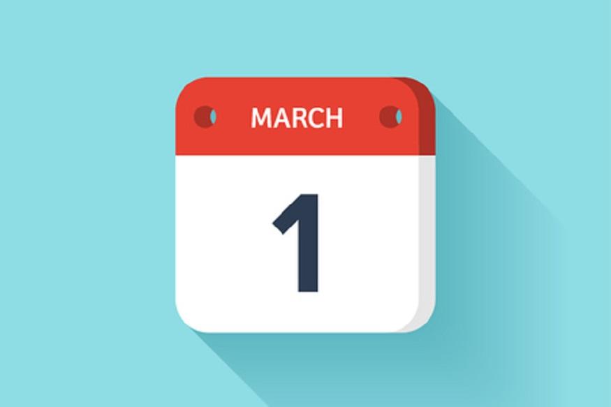 1 मार्चपासून अनेक मोठे बदल होणार आहेत. सर्वसामान्यांच्या आयुष्यात महत्त्वाची गोष्ट घडणार आहे. 1 मार्चपासून इन्कम टॅक्स रिफंड सुरू करणार आहे. पीएनबी आणि इलाहाबाद बँकेची गृहकर्ज स्वस्त होणार आहेत.