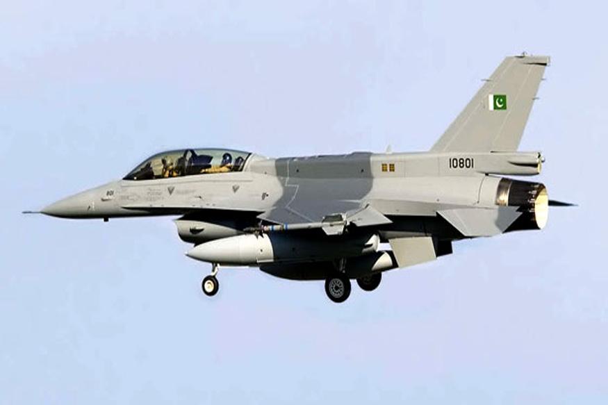 F-16 फाइटर फलकॉन हे एका इंजिनचं विमान आहे. हे सुपरसोनिक मल्टीरोल फाइटर एयरक्राफ्ट आहे. हे सर्वात अत्याधुनिक फायटर जेट आहे.