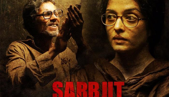 सरबजीत- सत्य घटनेवर आधारित हा सिनेमा आहे. भारतातला एक शेतकरी चुकून पाकिस्तानच्या सीमेपलीकडे जातो आणि पाकिस्तान त्याला भारताचा गुप्तहेर म्हणून अटक करतात. अनेक वर्षांच्या कुटुंबाच्या संघर्षानंतर जेव्हा पाकिस्तानला सत्य कळतं तेव्हा ते सरबजीतला तुरुंगातच मारून टाकतात.