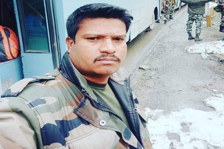 Pulwama : शहीद राठोड यांचा तो सेल्फी ठरला अखेरचा...