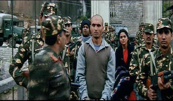 रोजा- जम्मू- काश्मीर येथील दहशतवादाच्या पार्श्वभूमीवर या सिनेमाची कथा बेतलेली आहे. काश्मीरमध्ये वसीम या कुख्यात दहशतवाद्याल पकडलं जातं. तर दहशतवाद्यांची एक तुकडी रॉसाठी काम करणाऱ्या ऋषीचे अपहरण करते. यावेळी ऋषीच्या मोबदल्यात वसीमची मागणी दहशतवादी करतात. यात ऋषी फक्त त्यांच्या तावडीतून सुटण्यात यशस्वी होतो असं नाही तर अनेक दहशतवाद्यांना ठार करतो.