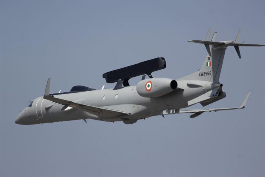 AEW&C - एयरबॉर्न अर्ली वॉर्निंग अँड कंट्रोल नावाच्या ड्रोनमध्ये घरगुती टेक्नाॅलाॅजी वापरलीय. कुठल्याही धोक्याची सूचना हा ड्रोन करून देतो.