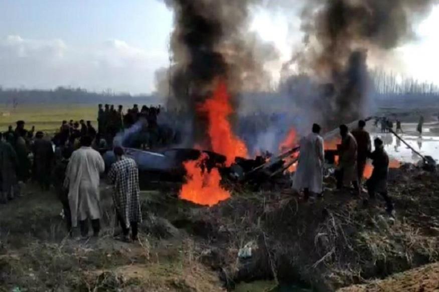 भारतीय हवाई दलाच्या बडगाम विमान दुर्घटनेत महाराष्ट्राच्या पायलटचा मृत्यू