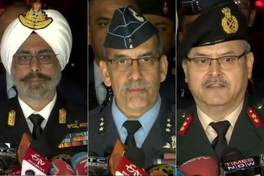 सैन्याधिकारी म्हणतात, 'बालाकोट'चेही पुरावे आहेत, त्याबद्दल भारत सरकार घेईल निर्णय