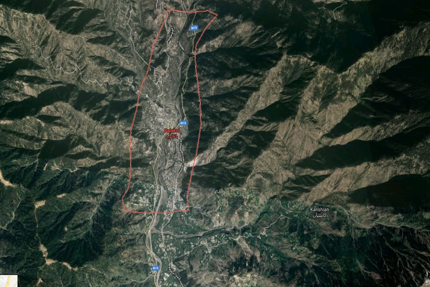Google Map वर पाहा - भारतीय वायुसेनेनं नेमके कुठे केले AirStrike? आणि काय होतं त्या तळांवर?