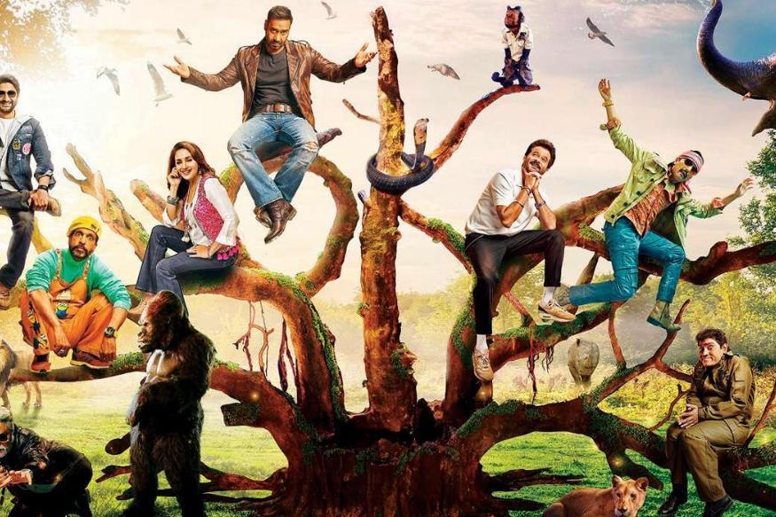 Box Office वर १०० कोटींच्या पार Gully Boy, अजय देवगणनेही केली Total Dhamaal