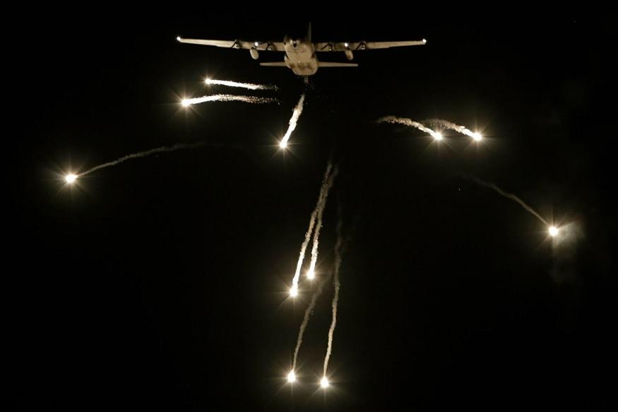 12 लढाऊ विमानांनी ही कारवाई केली आहे. हल्ला केल्यानंतर भारतीय लढाऊ विमानं सुरक्षितरित्या परत आल्याची माहिती आहे. (सर्व फोटो प्रातिनिधिक)