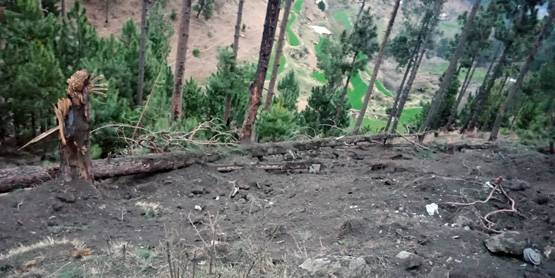 असं म्हटलं जातं की, बालाकोटमध्ये अनेक दहशतवादी ट्रेनिंग कॅम्प चालवले जातात. तर इकडे भारताकडून केल्या गेलेल्या हल्ल्यानंतर बालाकोट परिसराला पाकिस्तानी सैन्याने पूर्णपणे घेरलं आहे.