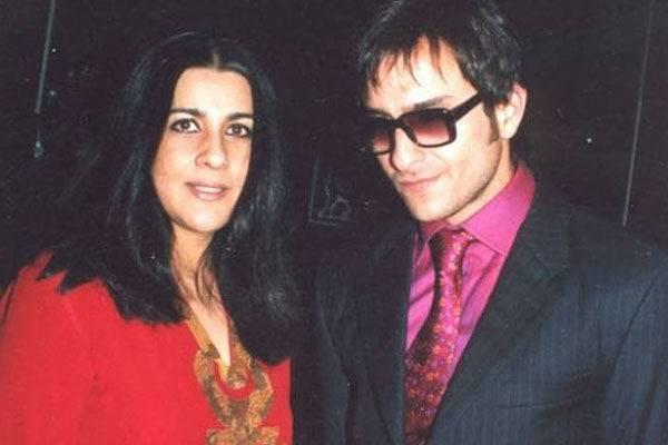 अमृताने लग्नानंतर सिनेमांत काम करणं सोडून दिलं होतं. सैफ- अमृताची सारा अली खान आणि इब्राहिम ही दोन मुलं आहेत.