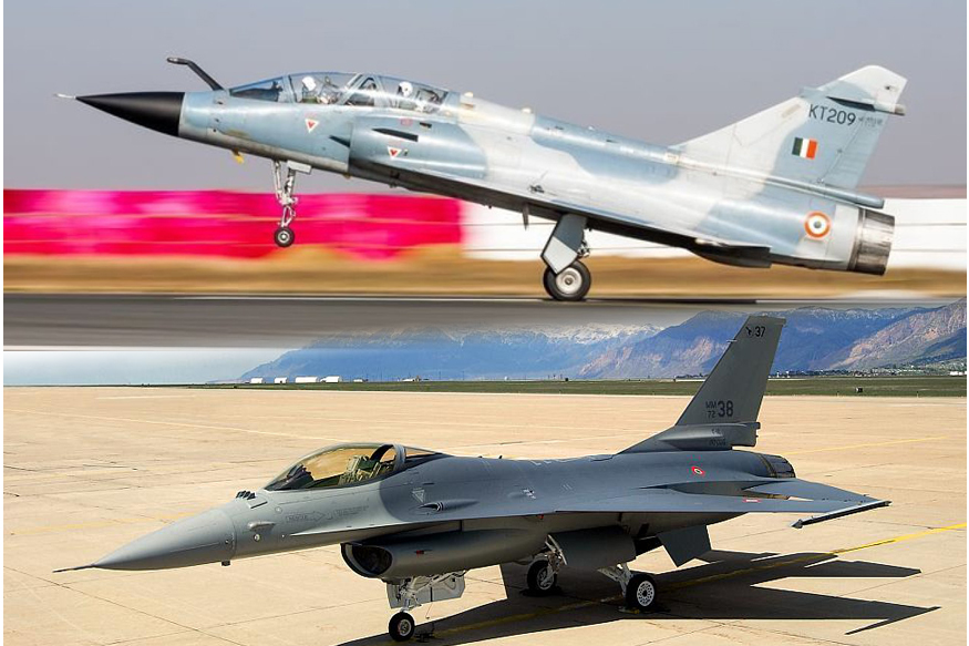 भारतीय हवाईदलाच्या ताफ्यातली फ्रेंच बनावटीची मिराज2000 विमान चांगली की पाकिस्तान हवाईदलातली F16 फाल्कन जेट? दोन लढाऊ विमानांनी काय कामगिरी केली आहे आणि कोण ठरलंय सरस?