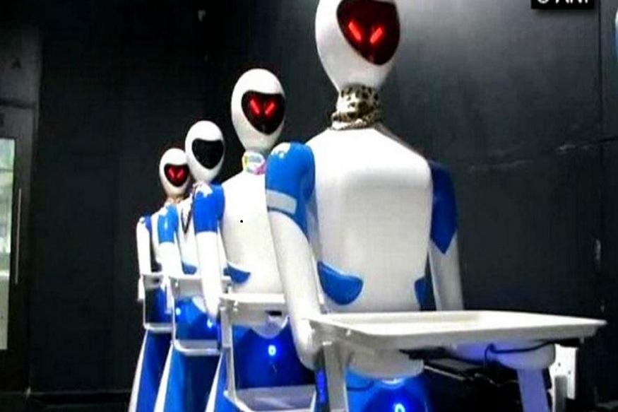 विश्वास नाही ना बसत?  जपानमधील कंपनी 'robot marriage-hunting parties' चं आयोजन करत आहे. अर्थात रोबोटच्या मदतीनं तुमचं लग्न जमवलं जाणार आहे.