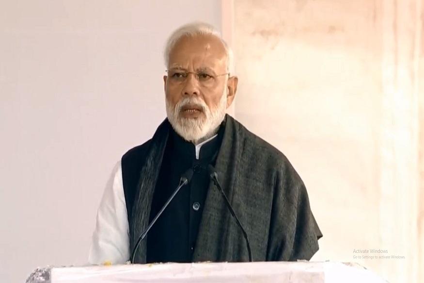 'नव्या भारताला कुणी डिवचलं तर त्याला सोडणार नाही. आमच्या सैनिकांनी आधीही करून दाखवलं आहे आणि आताही कोणतीही कसर सोडली जाणार नाही.'
