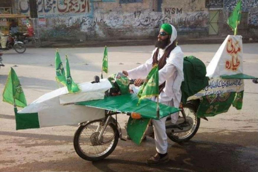 पाकिस्तानी वायुदलाची कमजोरी जाहीर करणारा हा फोटो सध्या सोशल मीडियावर प्रचंड व्हायरल होत आहे.