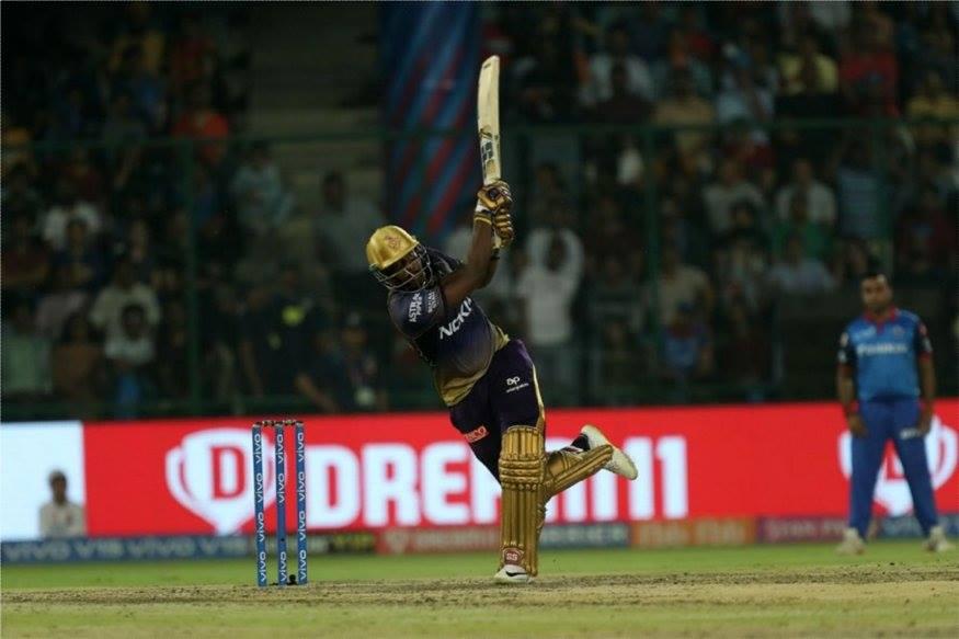 कोलकाता नाइट रायडर्सचा अष्टपैलू खेळाडू आंद्रे रसेलचं वादळ सध्या आयपीएलमध्ये घोंगावताना दिसत आहे.