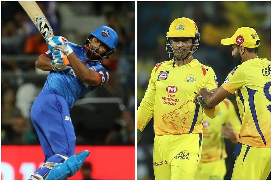 पॉवरप्लेच्या  6 षटकात दिल्लीने 43 धावा केल्या.