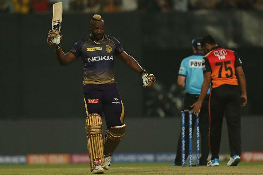 IPL 2019 : आंद्रे रसेलनं मोडला हॉटेलचा 'हा' नियम, VIDEO व्हायरल