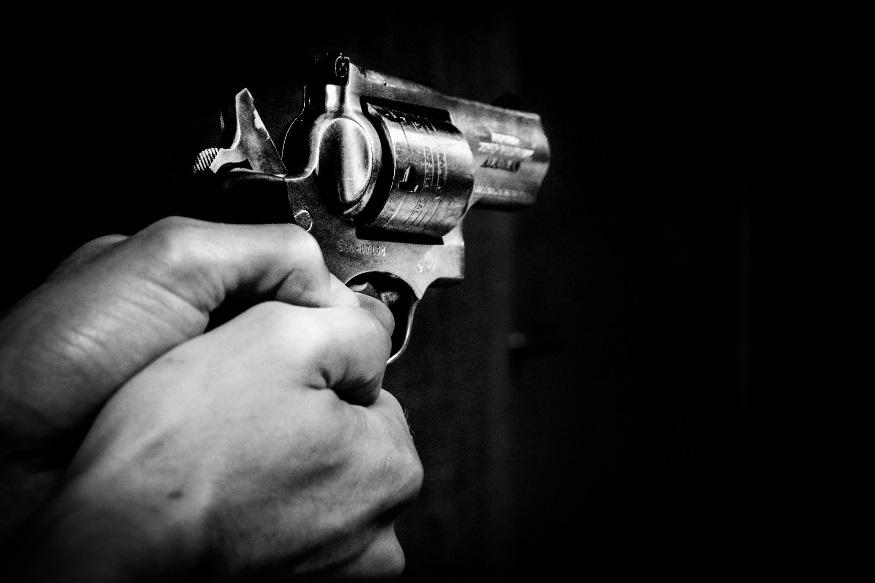 नाशिकमध्ये थरार; दरोडेखोरांचा पोलिसांवर गोळीबार, एक जण जखमी