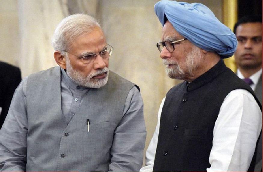 घसरलेल्या अर्थव्यवस्थेला पुन्हा येतील अच्छे दिन, मनमोहन सिंग यांनी PM मोदींना दिला 'हा' मंत्र