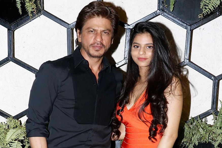 शाहरुख खानच्या लेक झाली हिरोईन, पाहा पहिल्या फिल्मचा VIDEO