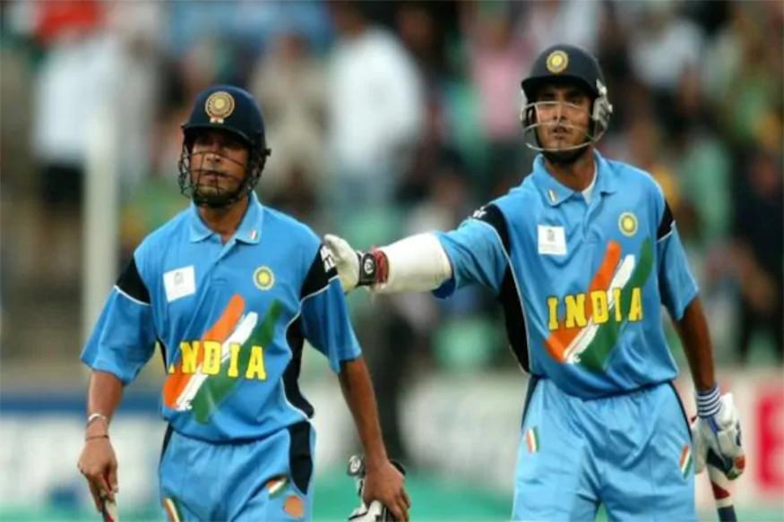 2003 ला भारताने वर्ल्ड कप फायनलला धडक मारली होती. त्यावेळी भारताचे नेतृत्व सौरव गांगुलीने केले होते.