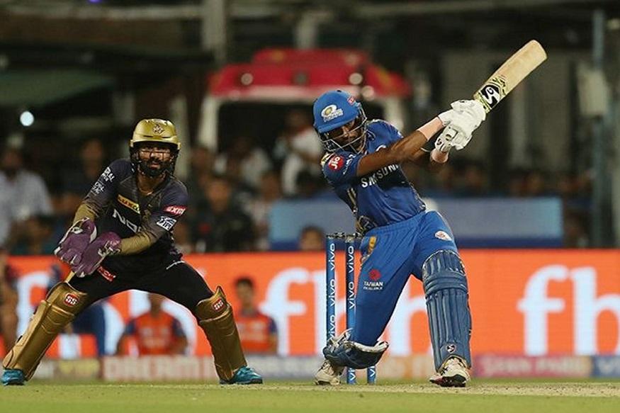 पांड्याने केकेआर विरुद्धच्या खेळीने टी 20 मध्ये 2000 धावा आणि 100 विकेट घेण्याची कामगिरी केली आहे. रविंद्र जडेजानंतर अशी कामगिरी करणारा तो दुसरा भारतीय खेळाडू ठरला आहे.