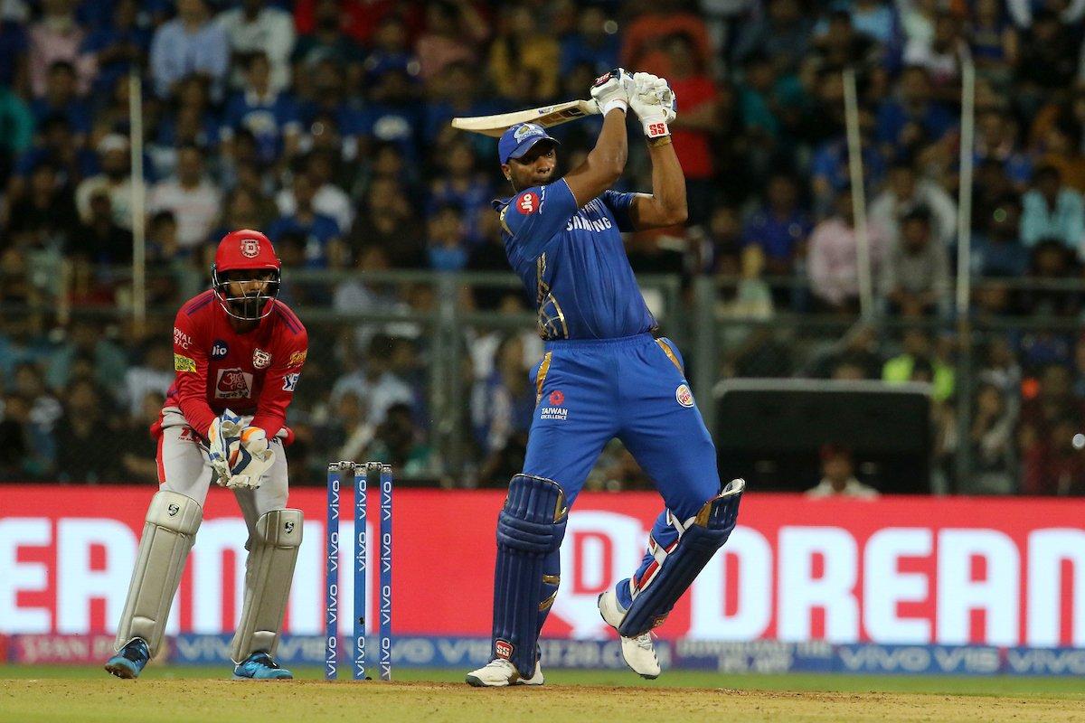 IPL 2019 : जेव्हा बॉलिवूडचा खिलजी म्हणतो पोलार्डला राक्षस...