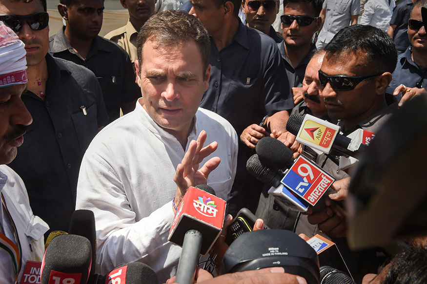 'चौकीदार चोर है' : भाजपने राहुल गांधींविरोधात दाखल केली याचिका