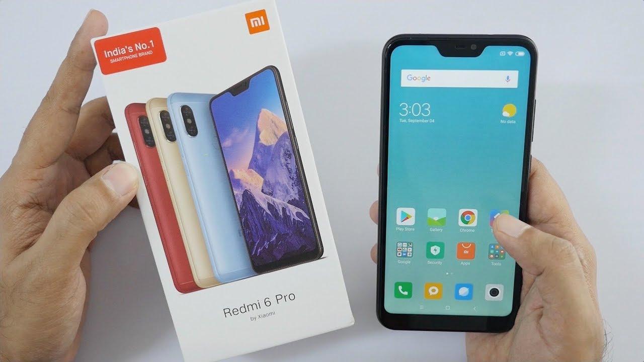 Redmi 6 Pro : हा फोन 8,999 रुपयांऐवजी 6,999 रुपयांना मिळतोय. त्यात 3gb रॅप आणि 32gb स्टोअरेज, ड्युएल कॅमेरा आहे.