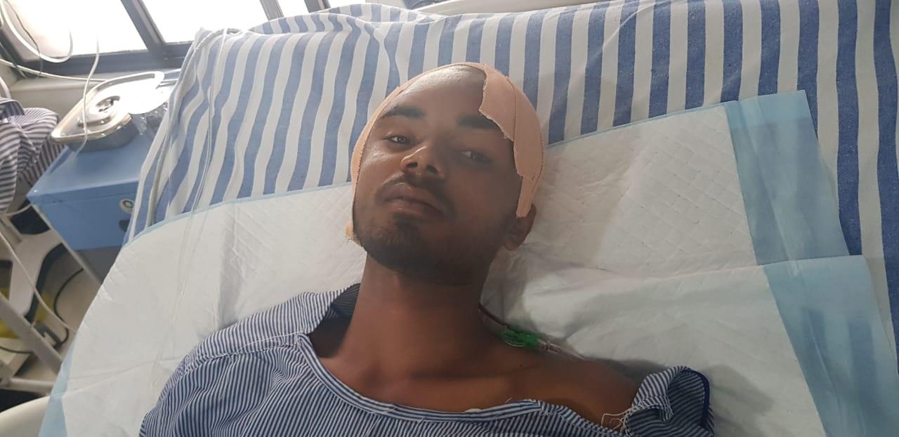अत्यंत कठीण असलेल्या शस्त्रक्रियेचं आव्हान डॉक्टरांनी स्वीकारलं. शिवाय, त्यांनी संजयचा जीव देखील वाचवला.