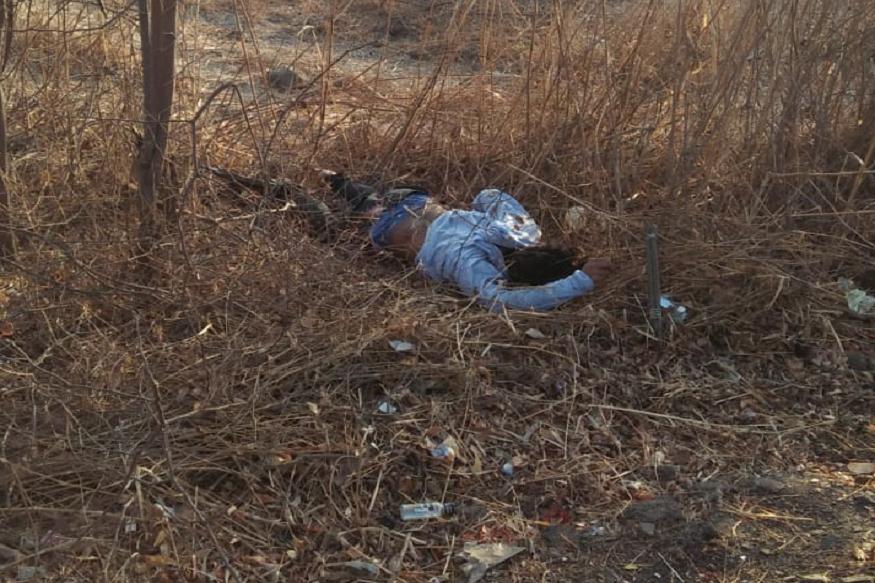 जखमीला उपचारासाठी रुग्णालयात दाखल करण्यात आले आहे.