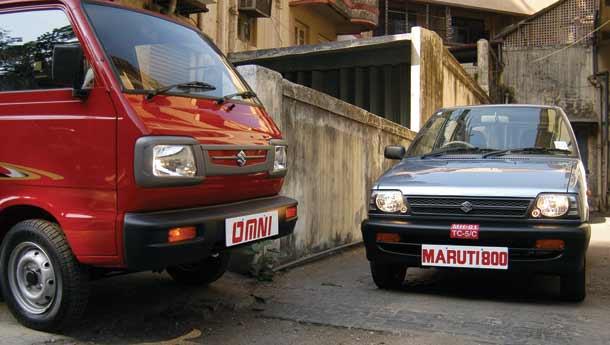मारूतीने जेव्हा भारतात उद्योगाला सुरुवात केली होती. तेव्हा सुरुवातील मारुती 800 ही कार लाँच केली होती. त्यानंतर 1984मध्ये ओमनी लाँच करण्यात आली होती.