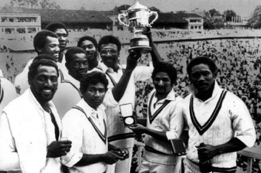 1975 ला खेळण्यात आलेल्या पहिल्या वर्ल्ड कपचं विजेतेपद पटकावून वेस्ट इंडिजने क्रिकेटच्या इतिहासात आपलं नाव सुवर्णाक्षरांत कोरलं. त्याआधी 1970 च्या दशकात क्रिकेटमध्ये दोनच देशांचं वर्चस्व होतं. ते दोन देश म्हणजे ऑस्ट्रेलिया आणि इंग्लंड.
