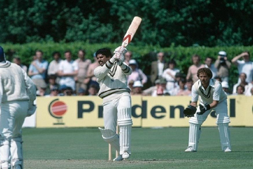 18 जून 1983 ला इंग्लंडमधील टनब्रिल वेल्स येथे झालेल्या झिम्बॉम्बेविरुद्धच्या सामन्यात कपिल देव फलंदाजीला मैदानात उतरले तेव्हा भारताच्या 4 बाद 9 धावा झाल्या होत्या.