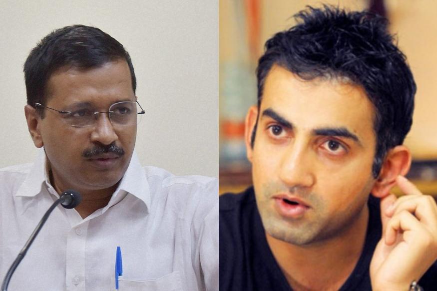 गौतम गंभीरचा खुलासा; या दोन व्यक्तिंमुळं आला राजकारणात