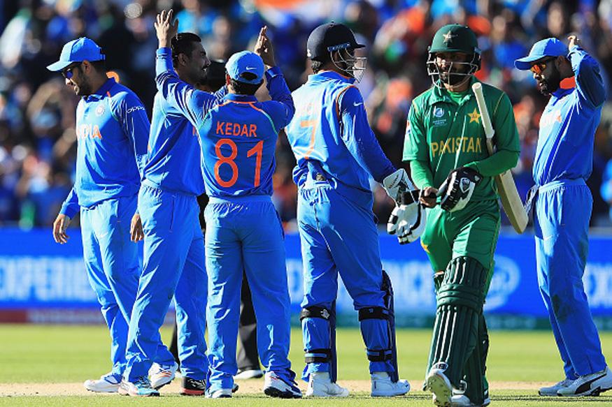 VIDEO : 'मैदान-ए-जंग'मध्ये भारतानं नेहमीच दाखवले पाकला आसमंत, पाहा 'हा' World Cup Flashback