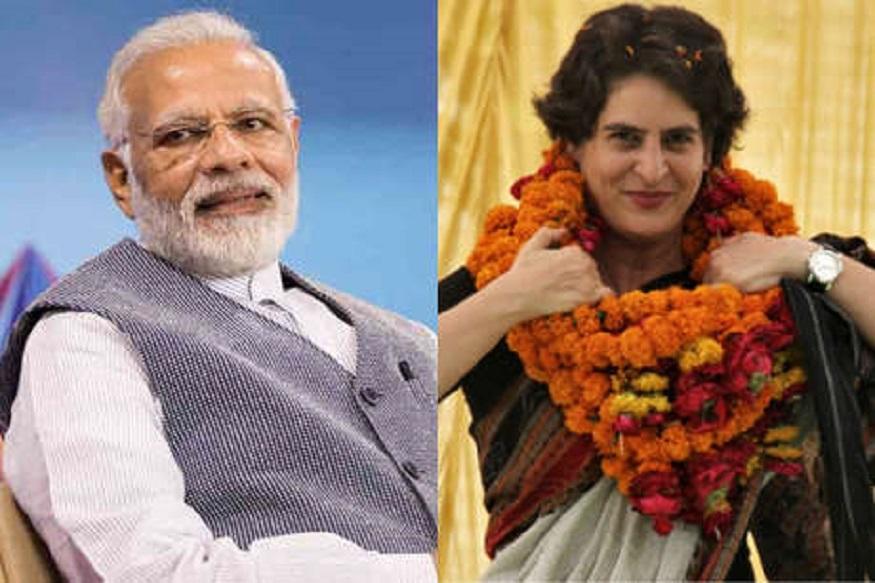'मी 47 वर्षं दिल्लीत राहते, तुम्ही 5 वर्षांपूर्वी आलात', प्रियांका गांधींचं मोदींना खुलं आव्हान