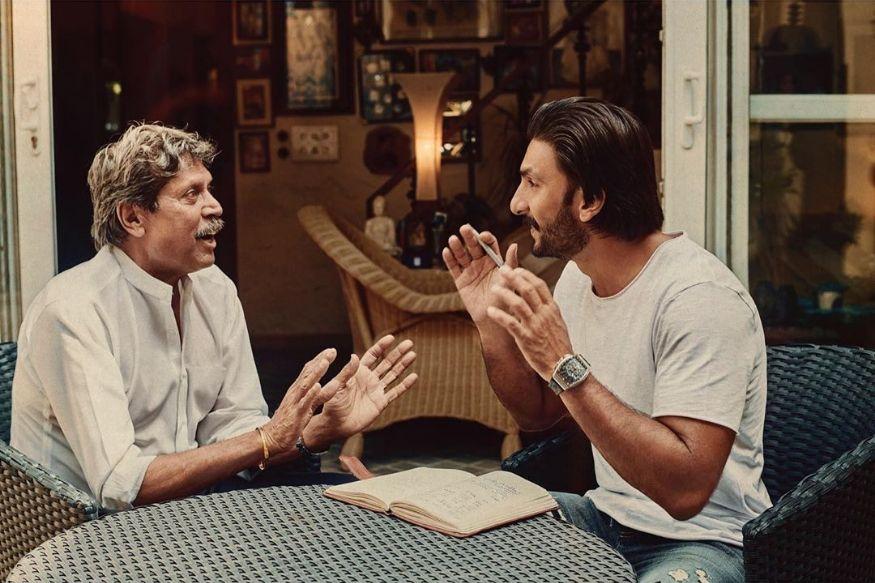 '83' हा बायोपिक भारतीय क्रिकेट टीमनं 1983मध्ये वर्ल्ड कप जिंकल्याच्या ऐतिहासिक घटनेवर आधारित आहे. या सिनेमाचं दिग्दर्शन कबीर खान करत आहे.