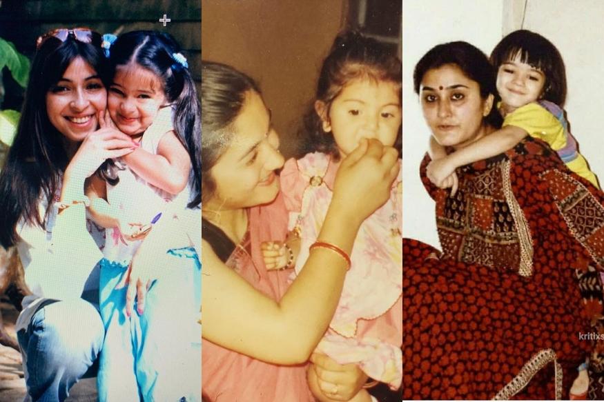 Mother's Day: बॉलिवूड सेलिब्रिटींच्या बालपणीचे हे कधीही न पाहिलेले फोटो