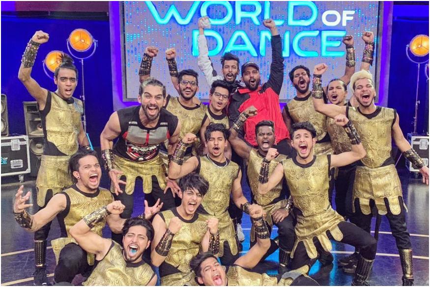 VIDEO : जगाचं लक्ष लागलेल्या World of Dance या शोचा 'किंग' ठरला मुंबईचा हा ग्रूप