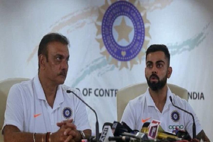 कोहली आणि शास्त्री दोघेही म्हणाले की, भारतीय संघ यावेळी पूर्ण ताकदीने उतरणार असून प्रतिस्पर्धी संघ पाहून खेळणार नाही. भारताचा पहिला सामना 5 जूनला दक्षिण आफ्रिकेशी होणार आहे.