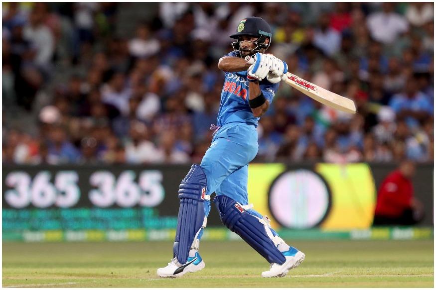 भारताचा कर्णधार विराट कोहलीच्या नावावर वर्ल्ड कपमध्ये दोन शतकांची नोंद आहे. त्याची वैयक्तिक सर्वोच्च धावसंख्या 107 इतकी आहे. तर एकदिवसीय क्रिकेटमध्ये त्याचा 183 ही सर्वोच्च धावसंख्या आहे.