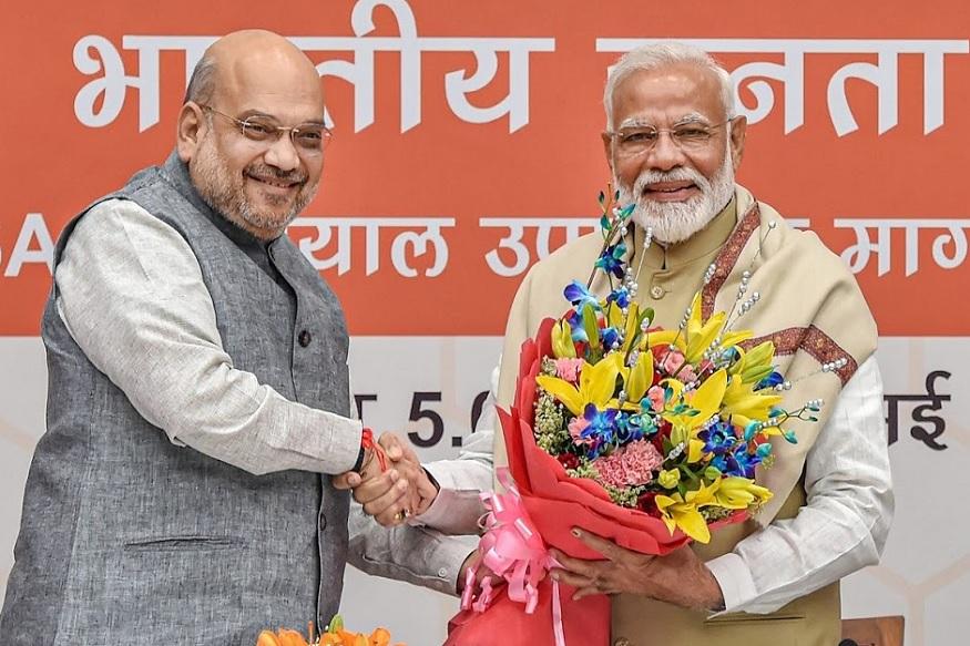 भाजपच्या या विजयाचे सगळ्यात जास्त श्रेय जाते ते, प्रधानमंत्री नरेंद्र मोदी आणि भाजप अध्यक्ष अमित शाह यांना. मोदी आणि शाह यांचे हे दहा निर्णय भाजपच्या विजयाचे प्रमुख कारण ठरले आहे.