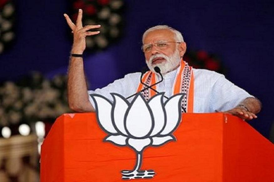 बिहारमध्ये गठबंधन तारण्यासाठी भाजपनं 2014मध्ये जिंकलेल्या 22 जागांपैकी केवळ 17 जागांवर निवडणूक लढवण्याचा निर्णय घेतला. त्यांनी गिरिराज सिंह सारख्या दिग्गज नेत्यालाही सीट नाकारली.