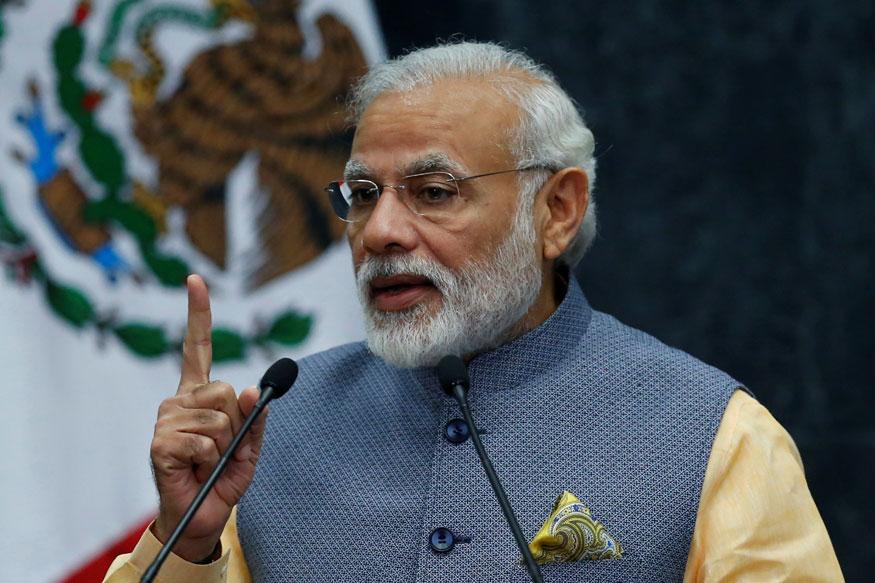 यावेळी राजीव गांधी यांनी INS विराटचा वापर केला होता असा आरोप देखील पंतप्रधान नरेंद्र मोदी यांनी केला.